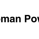 Woman Power by Thespoon