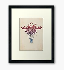 Dead summer Framed Print