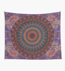 The People Dream in Mandala Wall Tapestry