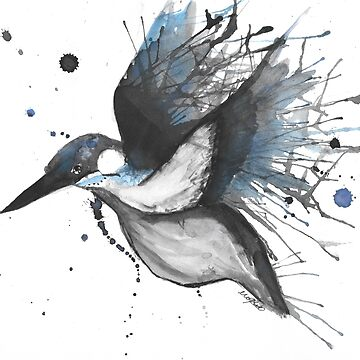 Kingfisher by Mollie-Taylor