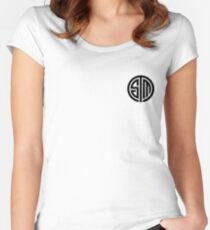 TSM Women's Fitted Scoop T-Shirt