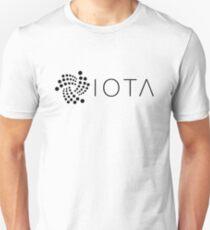 IOTA-Kryptowährung Slim Fit T-Shirt