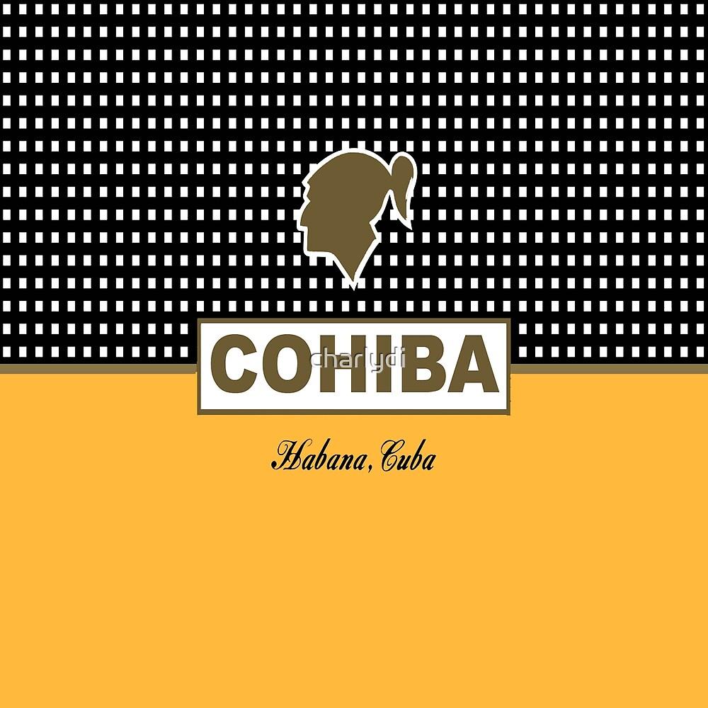 Cohiba Habana Cuba Cigar by charlydi