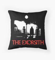 The Exorsith Throw Pillow