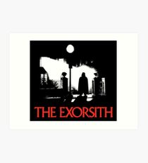The Exorsith Art Print