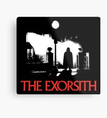 The Exorsith Metal Print