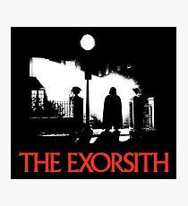 The Exorsith Photographic Print