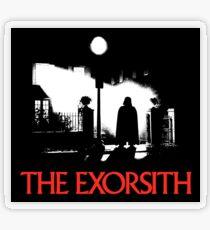 The Exorsith Transparent Sticker