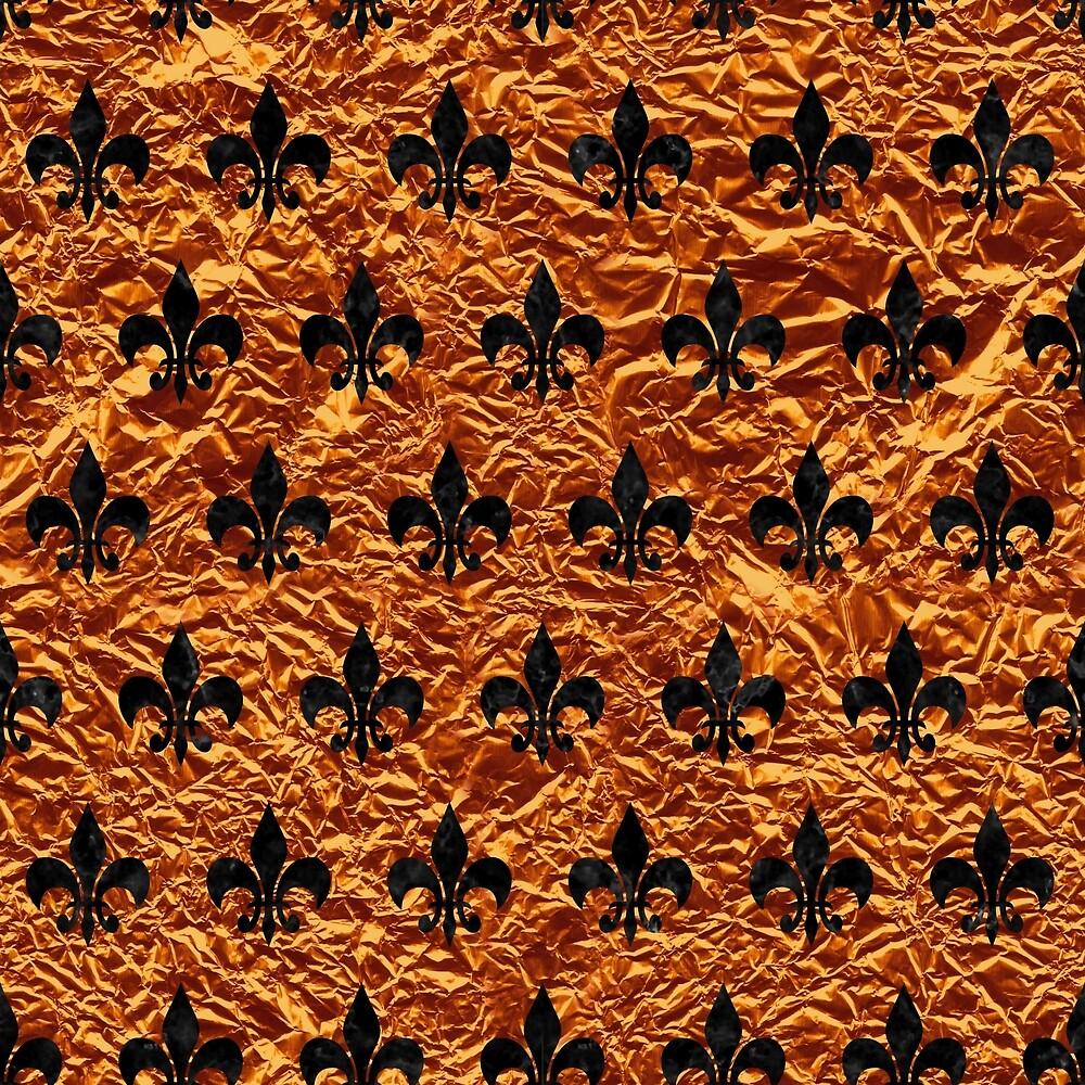 ROYAL1 BLACK MARBLE & COPPER FOIL by johnhunternance