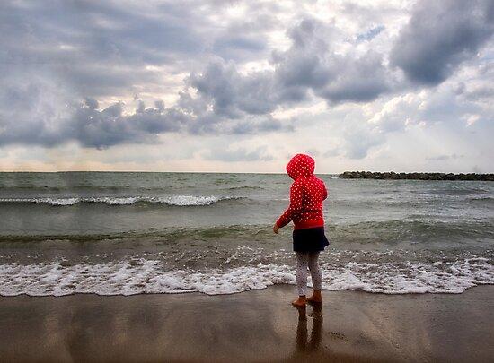 Beach Girl by Kathy Weaver