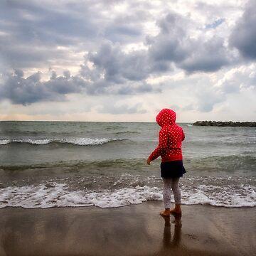 Beach Girl by kdxweaver