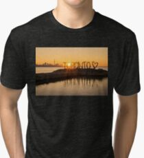 For the Love of Toronto Tri-blend T-Shirt