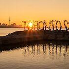 For the Love of Toronto by Georgia Mizuleva