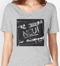 Camiseta ancha Neu - Dusseldorf 72