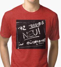 Neu - Dusseldorf 72 Tri-blend T-Shirt