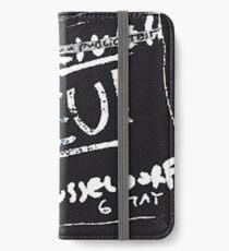 Neu - Dusseldorf 72 iPhone Wallet/Case/Skin