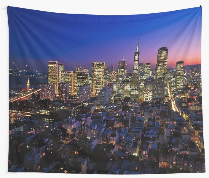 San Francisco by longdistgramma