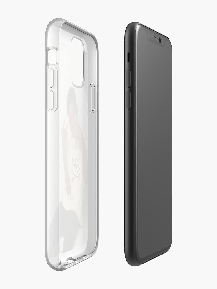 coque iphone 11 noir | Coque iPhone «TAY K GRATUIT», par yungbleach