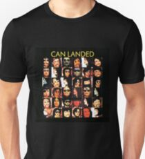 Can - Landed  T-Shirt