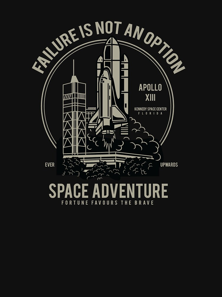 Space Launch Pad Failure Is Not An Option by eaglestyle