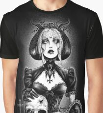 Gothic Clothing, Gothic Art, Day of the Dead Art, Day of the Dead Picture ,Dia De Los Muertos Graphic T-Shirt