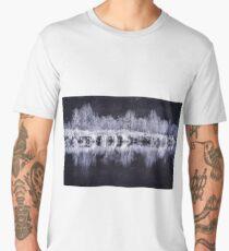 landscape lake Men's Premium T-Shirt