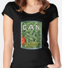 Can - Ege Bam Yasi Women's Fitted Scoop T-Shirt
