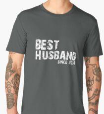 Best Husband Since 2018 Men's Premium T-Shirt