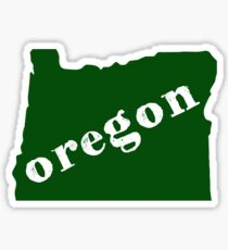 Great State of Oregon Sticker