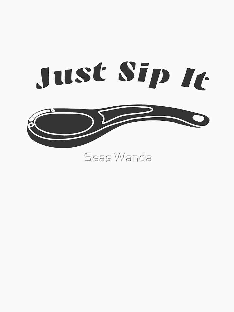 Just Spoon It  Cook Funny  Gift For Chef by macshoptee