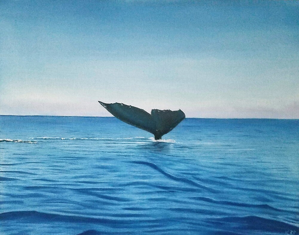 Whale Watch by Ken Pratt
