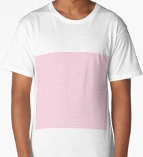 Cute Sitting Cat Long T-Shirt