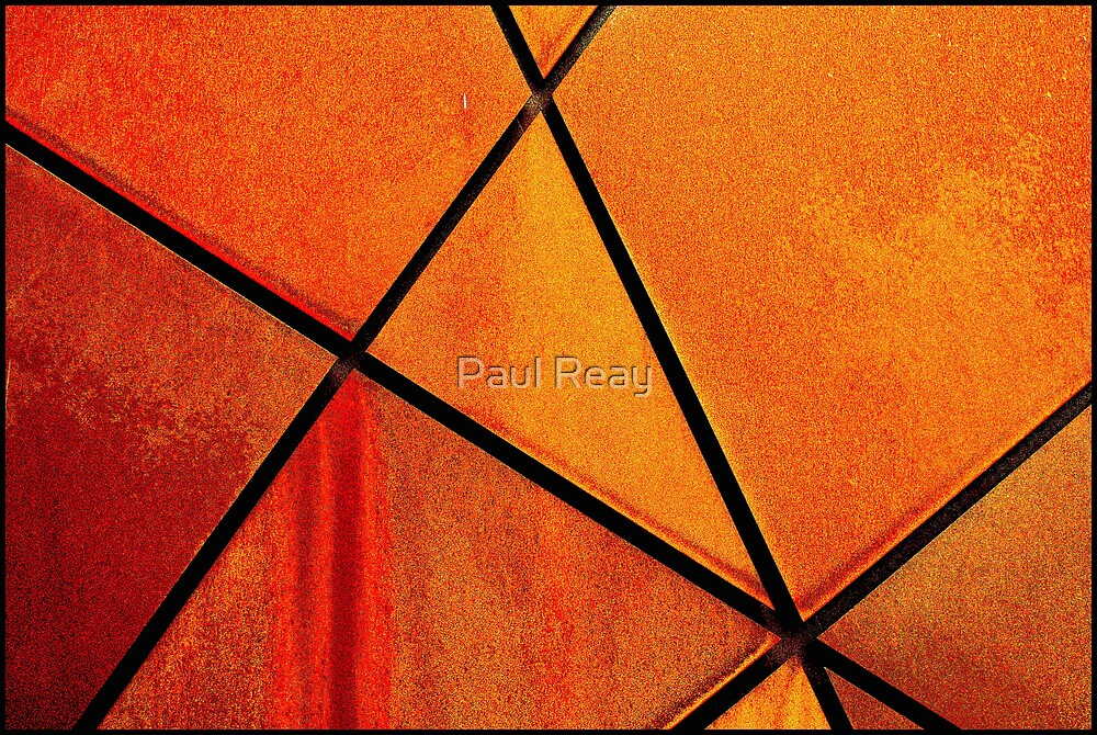 Rusting Metal by Paul Reay