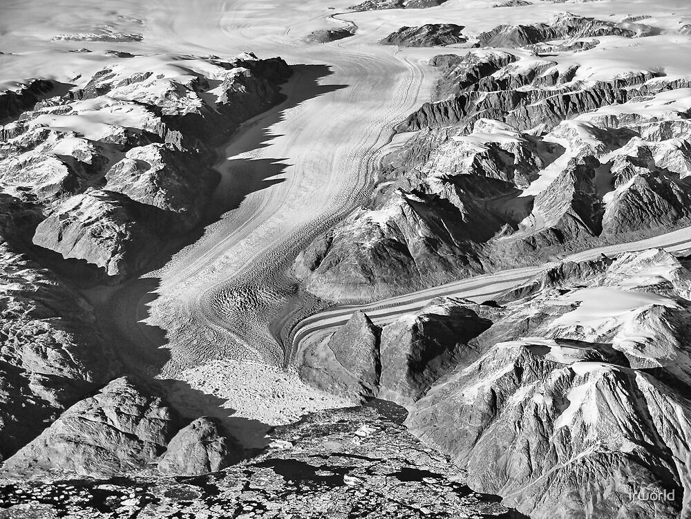 Glaciers by irworld