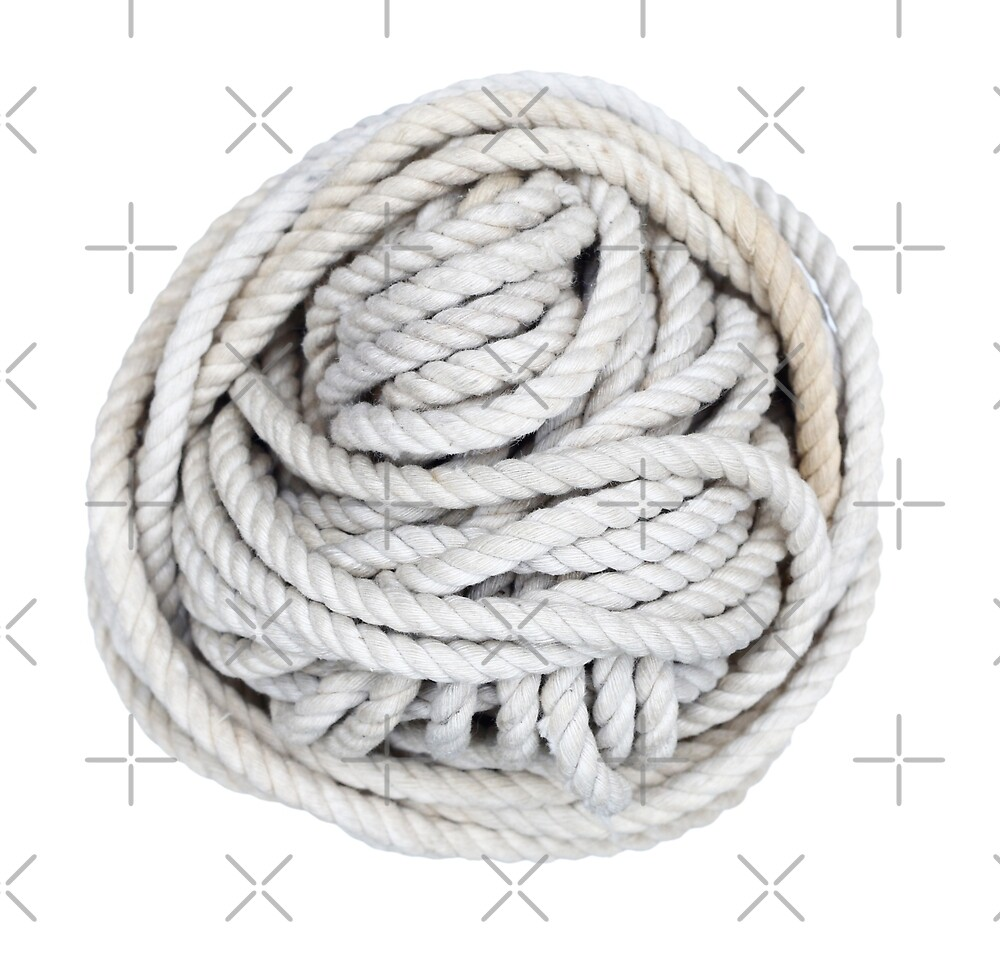 Ball of cotton twine by siloto
