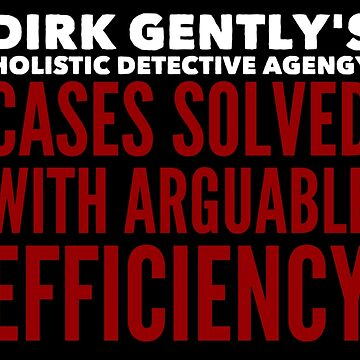 Cases Solved with Arguable Efficiency  by fablelock