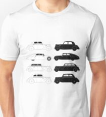 Set of vintage cars T-Shirt