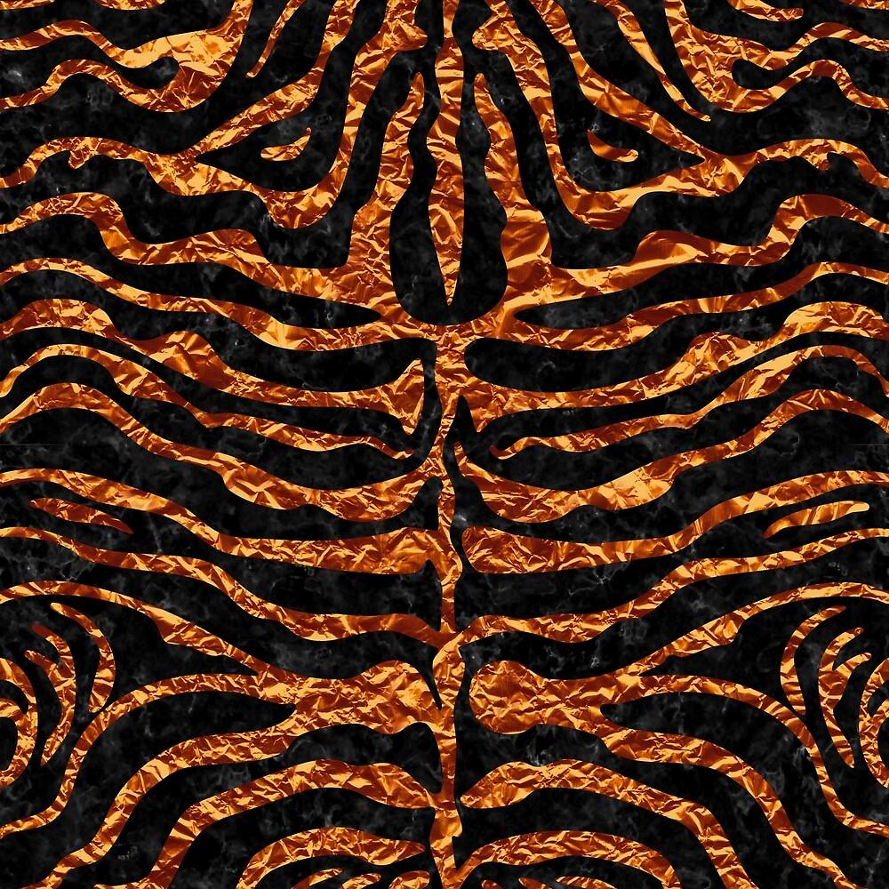SKIN2 BLACK MARBLE & COPPER FOIL by johnhunternance