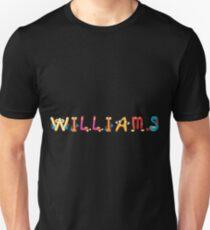 Williams Unisex T-Shirt