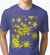 Cluster II Tri-blend T-Shirt