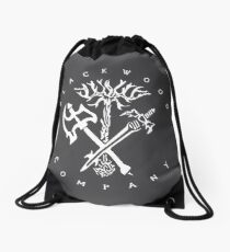 Blackwood Company Drawstring Bag