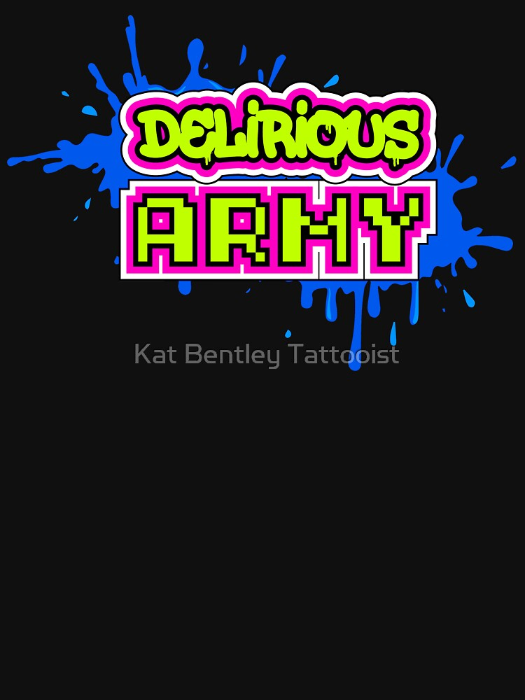 Delirious Army by katbentley