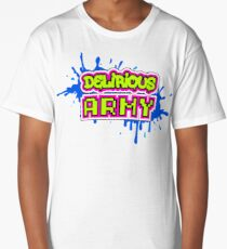 Delirious Army Long T-Shirt