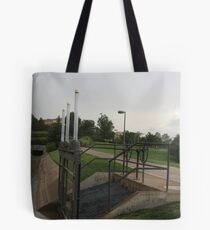 Irrigation something... Tote Bag