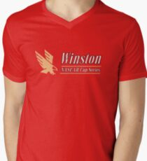 Winston NASCAR Cup Series V-Neck T-Shirt