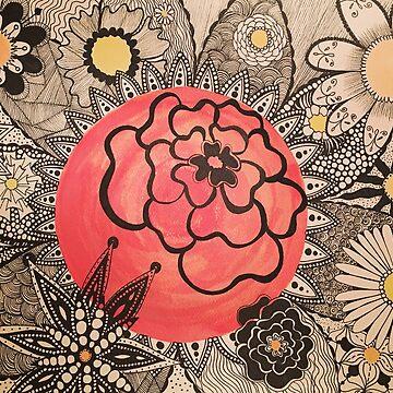 Flowers on Mars by GosiaP