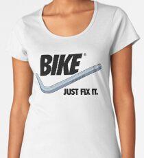 BIKE - Just Fix It Women's Premium T-Shirt
