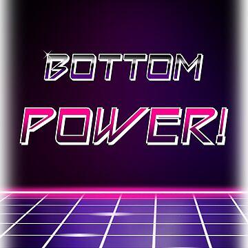 Bottom Power by Blue-EyedBeastG