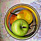 Floating Fruit by hickerson