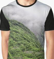 Life In The Clouds  Graphic T-Shirt